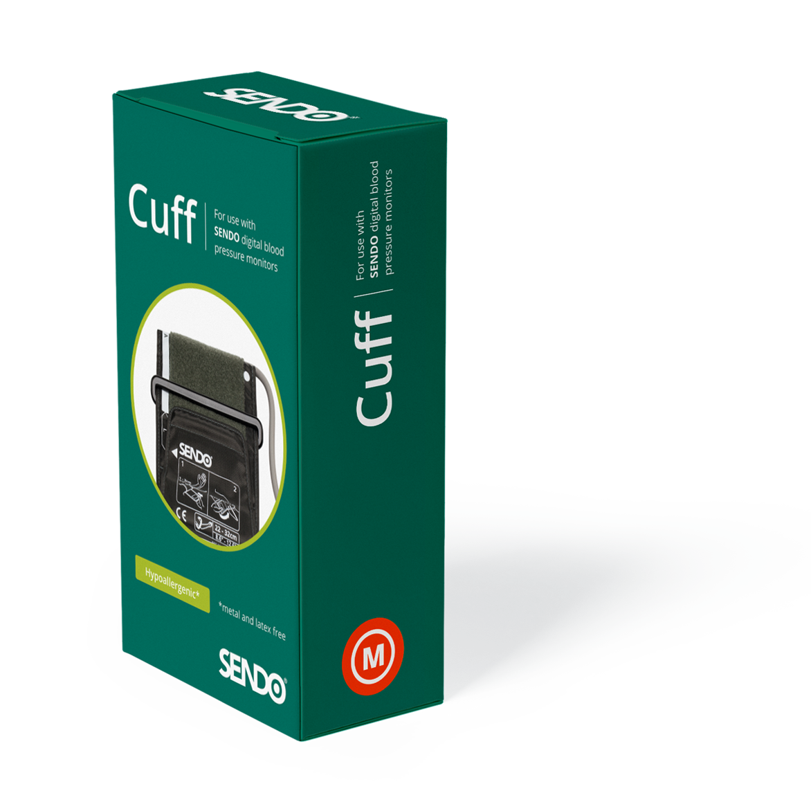 Cuff for Blood Pressure Monitors - size М