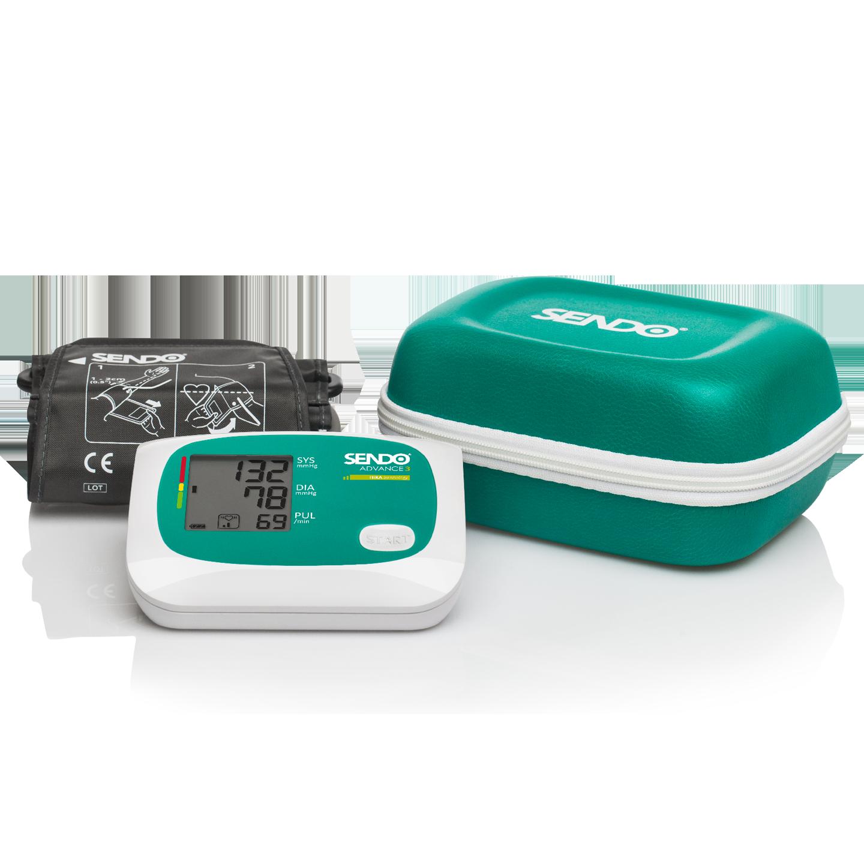 Високо-квалитетни материjали за повеќетраен, побезбеден монитор за крвен притисок