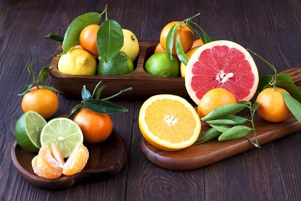 Плодове при високо кръвно