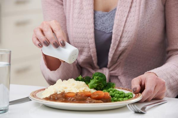 Eliminaţi sarea