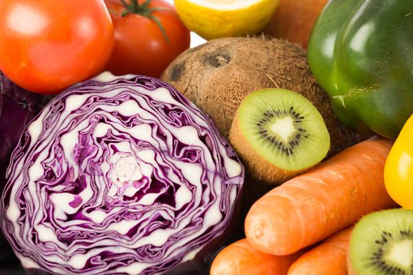 Mai multe fructe legume