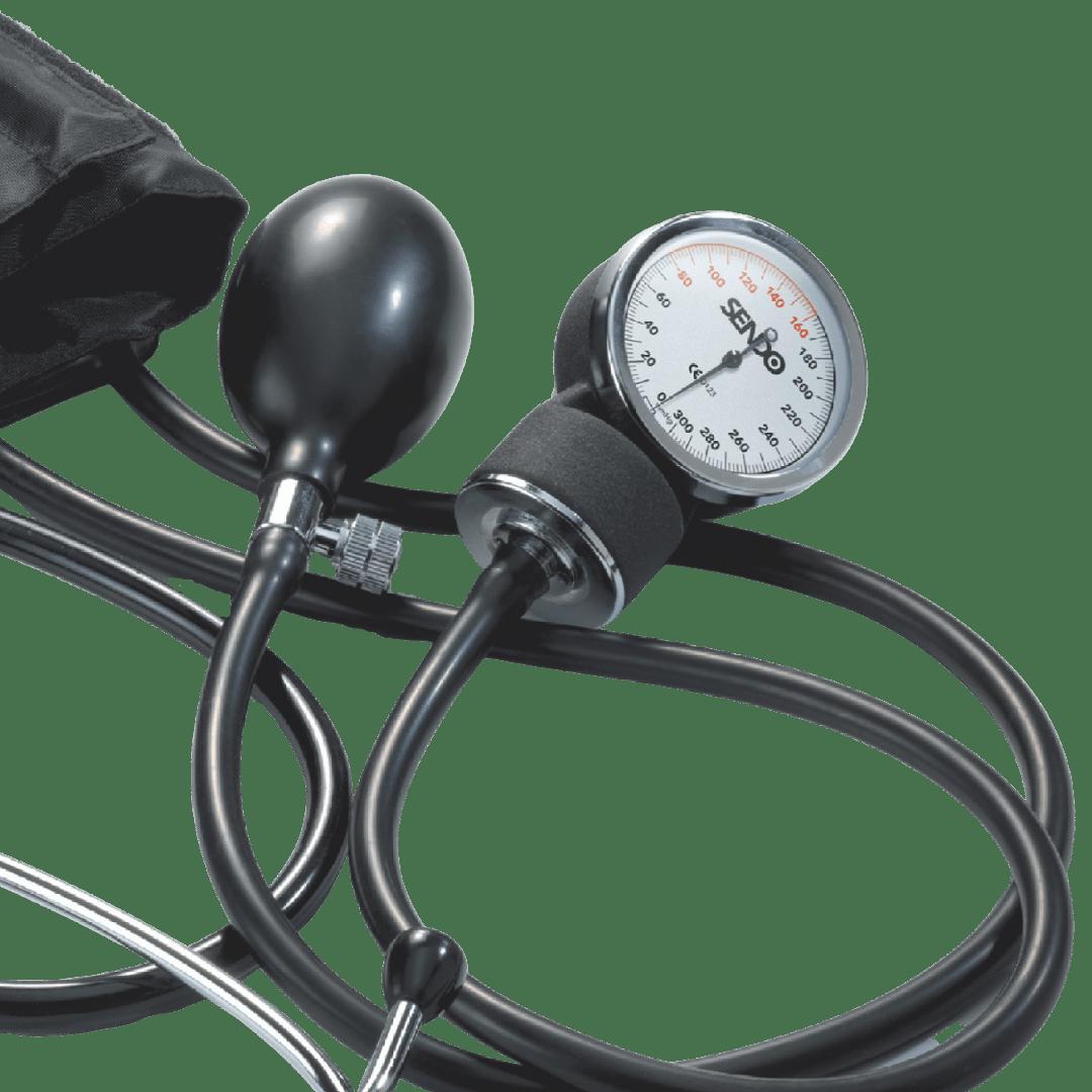 Sendo Standard - класически механичен апарат за кръвно налягане