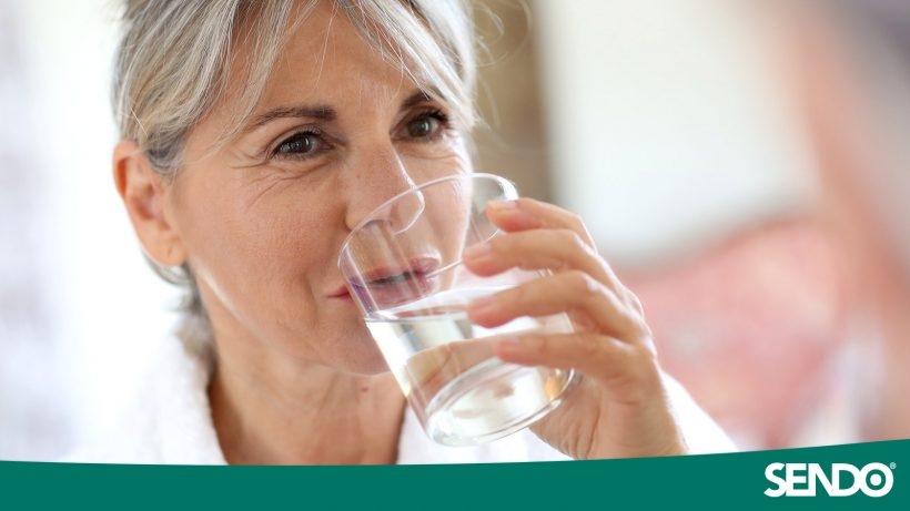 Може ли пиенето на вода да намали кръвното налягане
