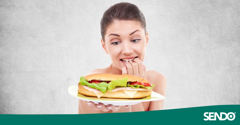 Нередовният сърдечен ритъм и редовното хранене.